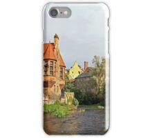 Dean Village, Edinburgh. iPhone Case/Skin