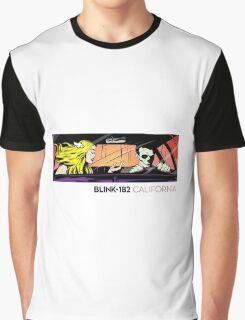 Blink california Graphic T-Shirt