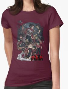 akira n°2 by remi42 Womens Fitted T-Shirt