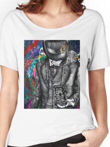 1920's Parisian Photographer Women's Relaxed Fit T-Shirt
