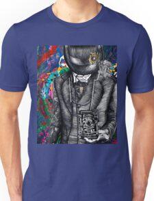1920's Parisian Photographer Unisex T-Shirt