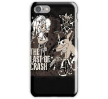 The Last of Crash iPhone Case/Skin