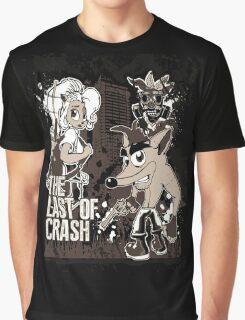 The Last of Crash Graphic T-Shirt