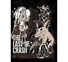 The Last of Crash Photographic Print