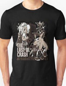 The Last of Crash Unisex T-Shirt