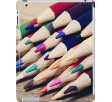 Colorful life 2 iPad Case/Skin