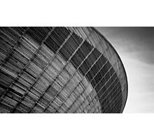 Lee Valley Velodrome #1 Photographic Print