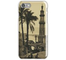 FRANCIS FRITH, EGYPT AND PALESTINE PHOTOGRAPHED AND DESCRIBED. LONDON JAMES S. VIRTUE, [] iPhone Case/Skin