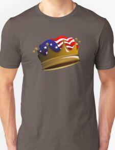 Royal USA Crown T-Shirt