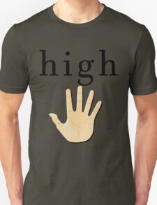 High Five! (Black High) T-Shirt