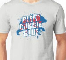 Bleed Cubbie Blue Unisex T-Shirt