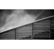 Lee Valley Velodrome #2 Photographic Print