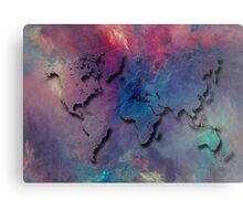 World map special 1 Metal Print