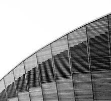 Lee Valley Velodrome #3 by David Hawkins-Weeks