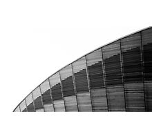 Lee Valley Velodrome #3 Photographic Print