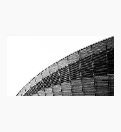 Lee Valley Velodrome #3 Photographic Print