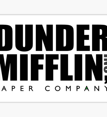 Dunder Mifflin Sticker