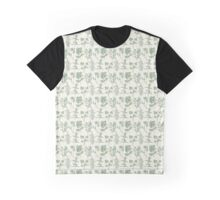 Herbs- Green Graphic T-Shirt