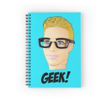 Geek Chic! Spiral Notebook