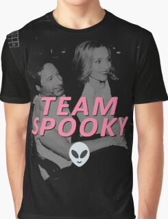 Team Spooky Graphic T-Shirt