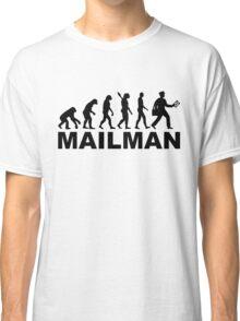 Evolution mailman Classic T-Shirt