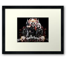 recalled the story MOTORHED best cover top selling Framed Print