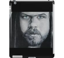 Blue eyed boy iPad Case/Skin