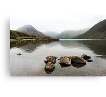 Wastwater, Lake District National Park, UK Canvas Print