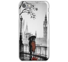 'London's Calling' Merchandise iPhone Case/Skin