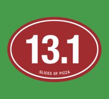 13.1 - Slices of Pizza - Alternate One Piece - Short Sleeve