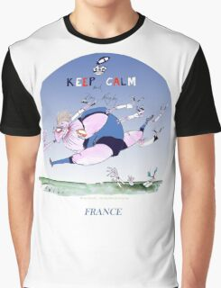 French Rugby, tony fernandes Graphic T-Shirt