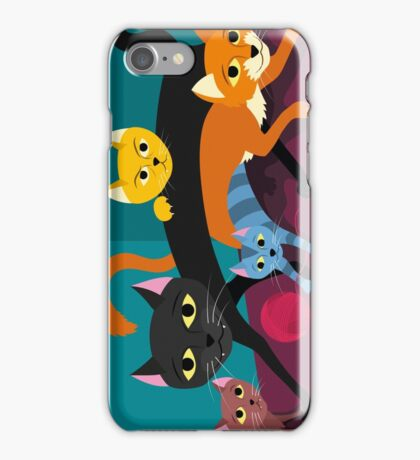 Cats & Kittens iPhone Case/Skin