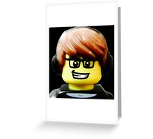 There's a gamer in all of us!! Greeting Card