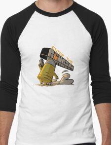 Videogames :: Enter the Gungeon  Men's Baseball ¾ T-Shirt