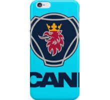 SCANIA TRUCK CAR iPhone Case/Skin