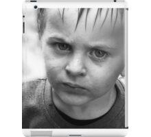 Harvey, my little, sad Friend... iPad Case/Skin