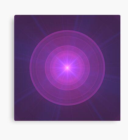 Mew's Energy | Original Fractal Art Canvas Print