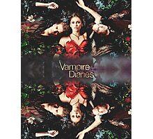 'The Vampire Diaries' Merchandise Photographic Print