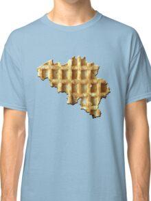 Belgium wafelland Classic T-Shirt