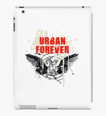 Urban Forever iPad Case/Skin