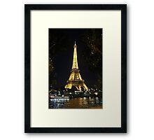 EIFFLE TOWER Framed Print