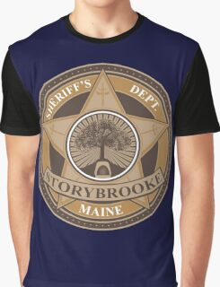 Once Upon a Time - Storybrooke Sheriff's Dept. Graphic T-Shirt