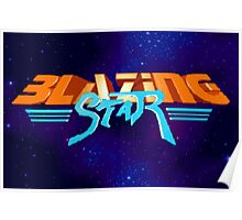 Blazing Star (Neo Geo) Poster