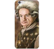 Monsieur Raymond iPhone Case/Skin