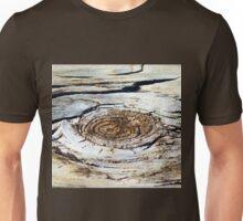 Wood Knot  Unisex T-Shirt