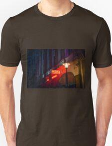 Neon Hotel Sign T-Shirt