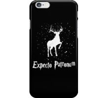 Expecto Patronum - Harry Potter iPhone Case/Skin