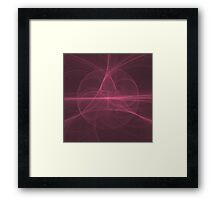 Love Bubble | Original Fractal Art Framed Print