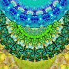 Chakra Mandala Healing Art by Sharon Cummings by Sharon Cummings