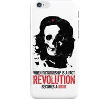 Che Skull Revolution iPhone Case/Skin